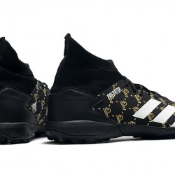 Adidas Predator 20.3 TF Black Gold Grey 39-45