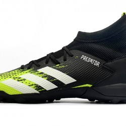 Adidas Predator 20.3 TF Black Green 39-45