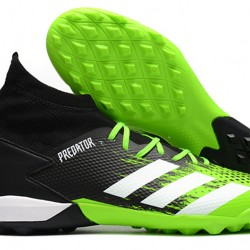 Adidas Predator 20.3 TF Black Green White 39-45