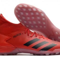 Adidas Predator 20.3 TF Red Black 39-45