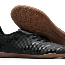Adidas Predator 20.4 IN Black Brown 39-45