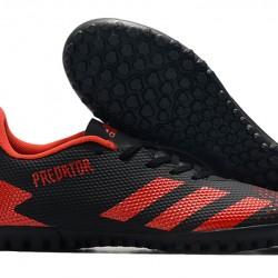 Adidas Predator 20.4 TF Black Red 39-45