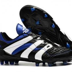 Adidas Predator Accelerator FG Black Blue White 39-45