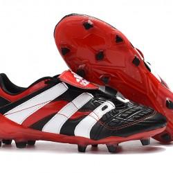 Adidas Predator Accelerator FG Black Red White 39-45