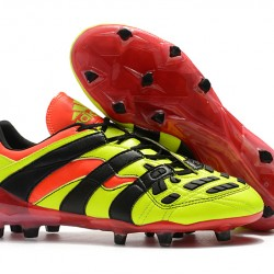 Adidas Predator Accelerator FG Green Red Black 39-45