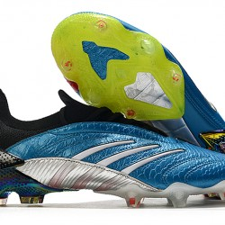 Adidas Predator Archive Limited Edition FG Blue Red Silver 39-45
