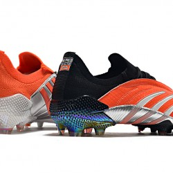 Adidas Predator Archive Limited Edition FG Orange Black Silver 39-45