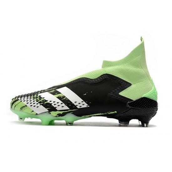 Adidas Predator Mutator 20+ FG Black Green 39-45