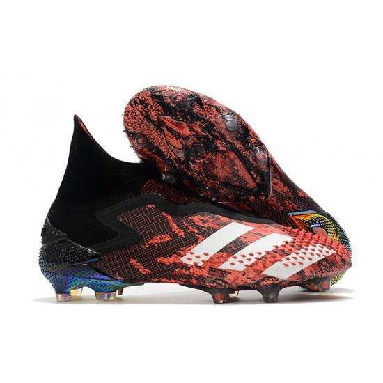 Adidas Predator Mutator 20+ FG Black Red 39-45