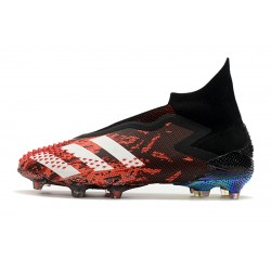 Adidas Predator Mutator 20+ FG Black Red 39-45