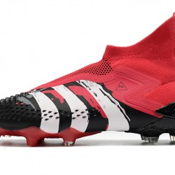 Adidas Predator Mutator 20+ FG Black Red White 39-45
