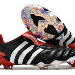 Adidas Predator Mutator 20+ FG Black White Red 39-45