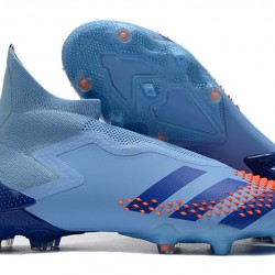 Adidas Predator Mutator 20+ FG Blue Orange 39-45