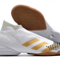 Adidas Predator Mutator 20+ IN White Gold 39-45