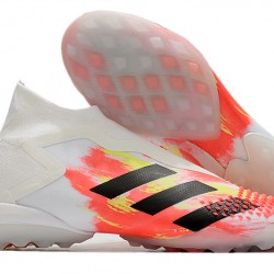 Adidas Predator Mutator 20+ TF White Orange Black 39-45