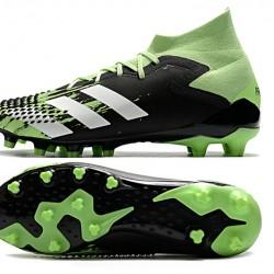 Adidas Predator Mutator 20.1 AG Black Green Silver 39-45