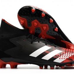 Adidas Predator Mutator 20.1 AG Black White Red 39-45