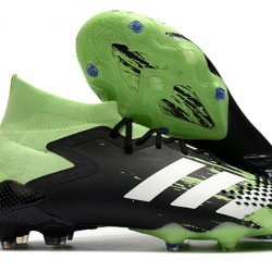 Adidas Predator Mutator 20.1 FG Black Green White 39-45