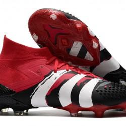 Adidas Predator Mutator 20.1 FG Black Red White 39-45