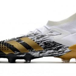 Adidas Predator Mutator 20.1 FG White Black Gold 39-45