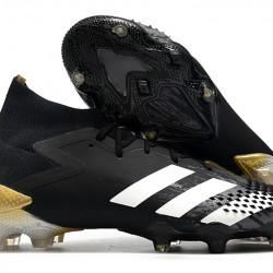 Adidas Predator Mutator 20.1 FG Black Gold White 39-45