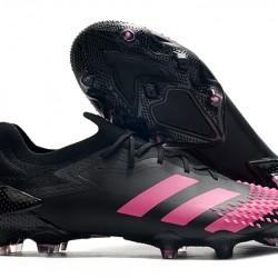 Adidas Predator Mutator 20.1 Low FG Black Pink 39-45