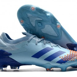 Adidas Predator Mutator 20.1 Low FG Blue Orange 39-45