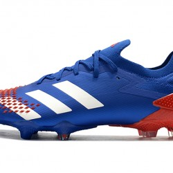Adidas Predator Mutator 20.1 Low FG Blue Red White 39-45