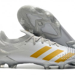 Adidas Predator Mutator 20.1 Low FG Grey Gold 39-45