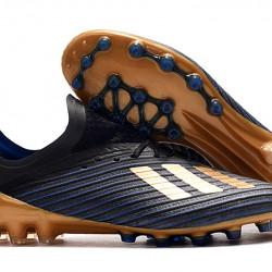 Adidas X 19.1 AG Blue Black Gold 39-45