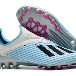 Adidas X 19.1 AG Blue White Black 39-45