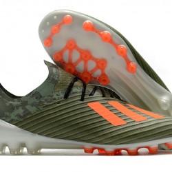 Adidas X 19.1 AG Green Orange 39-45