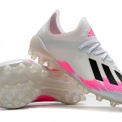 Adidas X 19.1 AG White Pink Black 39-45