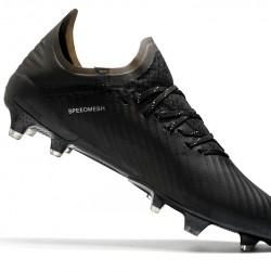 Adidas X 19.1 FG Black White 39-45