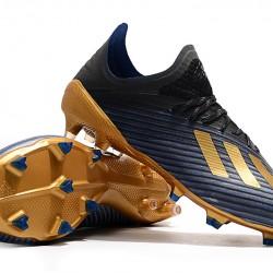 Adidas X 19.1 FG Blue Gold 39-45