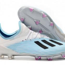 Adidas X 19.1 FG Blue White Black 39-45