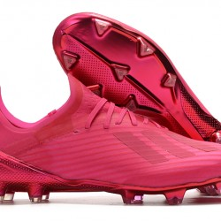 Adidas X 19.1 FG Pink Red 39-45