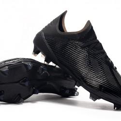 Adidas X 19.1 FG Triple Black 39-45