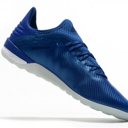 Adidas X 19.1 IC Blue White 39-45