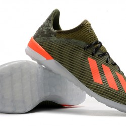 Adidas X 19.1 IC Green Orange 39-45