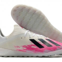 Adidas X 19.1 IC White Pink Black 39-45
