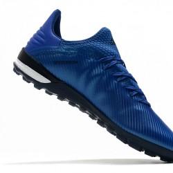 Adidas X 19.1 TF Blue White 39-45