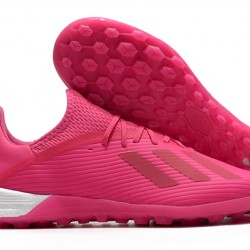 Adidas X 19.1 TF Pink Red 39-45