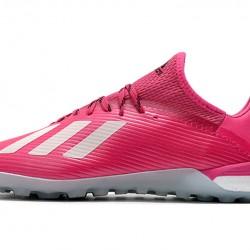 Adidas X 19.1 TF Pink White 39-45