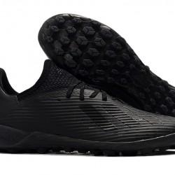 Adidas X 19.1 TF Triple Black 39-45