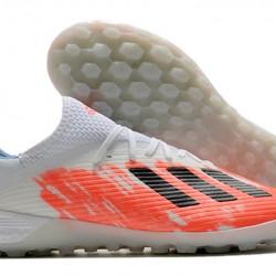 Adidas X 19.1 TF White Orange Black 39-45