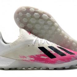 Adidas X 19.1 TF White Pink Black 39-45