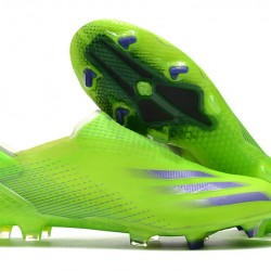 Adidas X Ghosted FG Green Purple 39-45