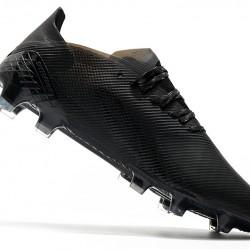 Adidas X Ghosted.1 FG Black Blue 39-45