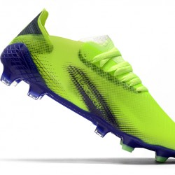 Adidas X Ghosted.1 FG Green Purple 39-45